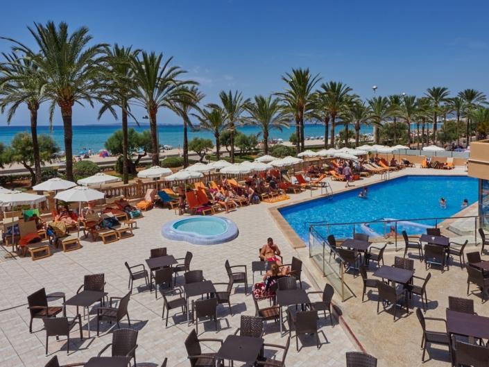 Mallorca Playa De Palma Hotel Allsun Pil Lari Playa