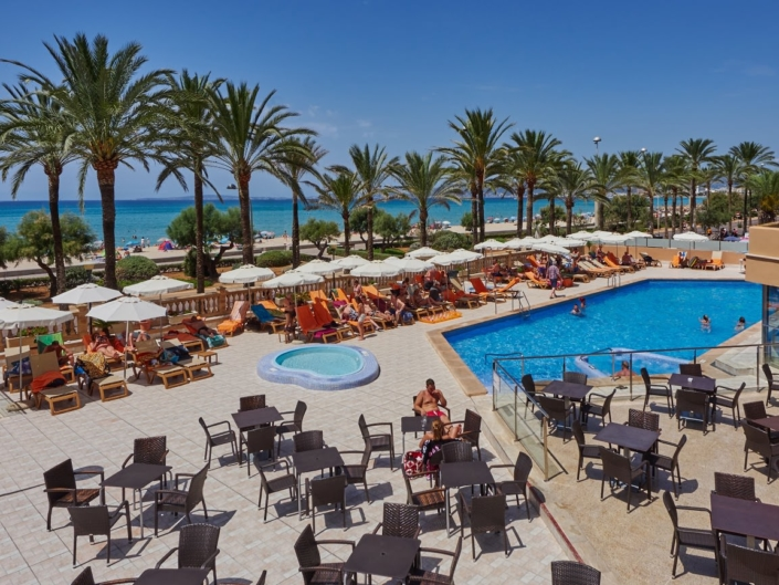 Mallorca Hotel Pil Lari Playa